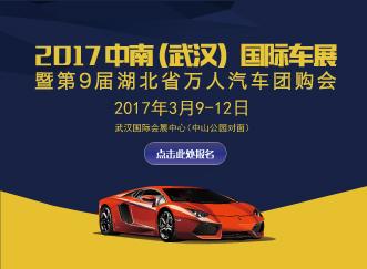 2017中南必威betway 官网国际汽车展